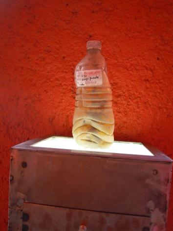 """Exhibición """"Todo lo que brilla es oro"""" CENART Mexico DF"""